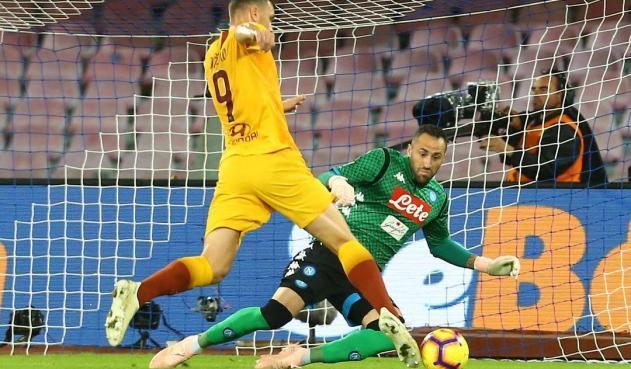 Napoli ya habría tomado una decisión sobre David Ospina