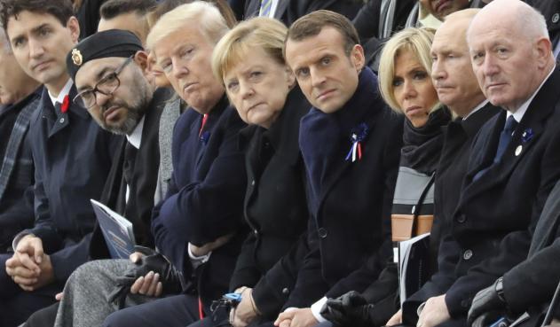 Líderes del mundo alertan por amenaza nacionalista