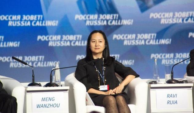 """China denuncia trato """"inhumano"""" a Meng Wanzhou"""