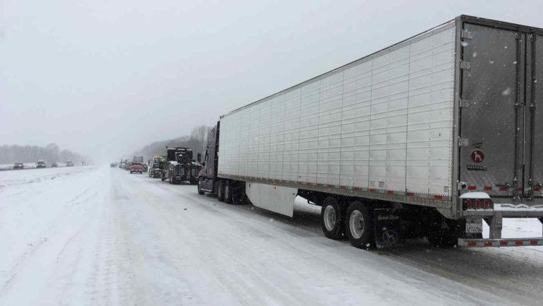 Las Dakotas y Minnesota bajo tormenta invernal
