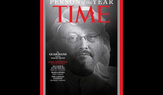 Los personajes del año para la revista TIME