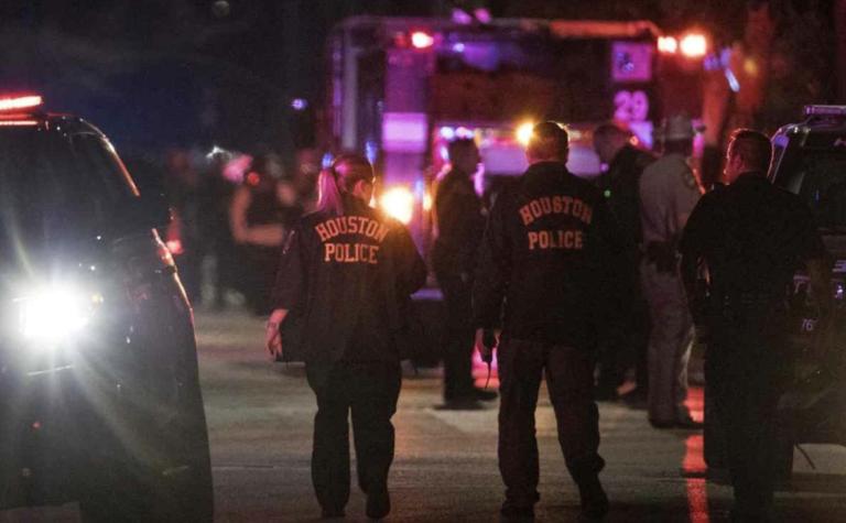 Tiroteo en Houston deja saldo mortal