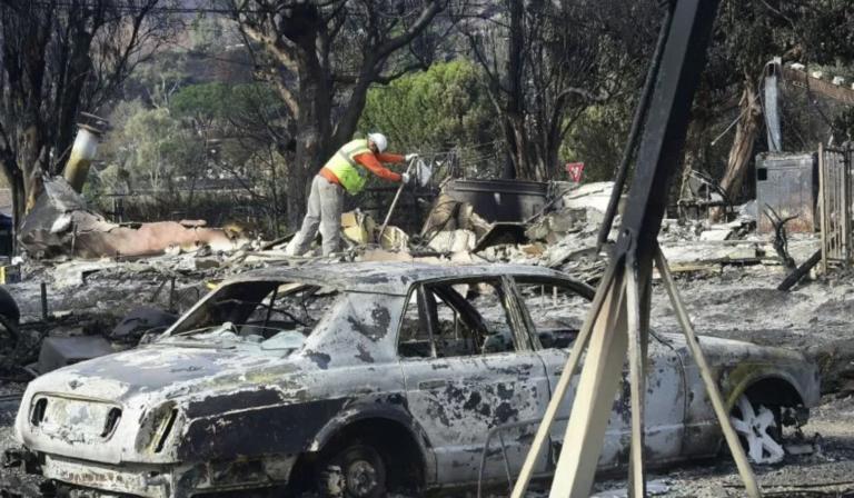 Pérdidas multimillonarias a aseguradoras por incendios