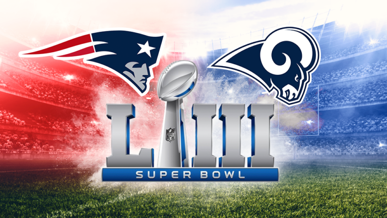 Patriots y Rams ya en Atlanta para el Super Bowl