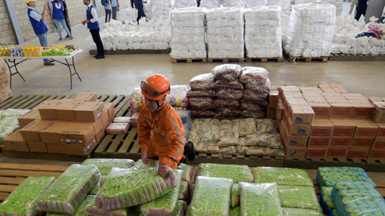 Brasil activará gran centro de acopio de ayuda para Venezuela