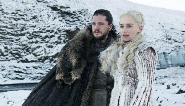 Se revelan imágenes de la última temporada de Game Of Thrones