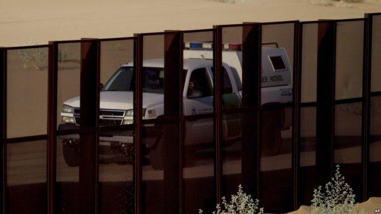 Conductor que huía a México fue herido por agente fronterizo