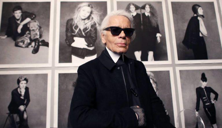 Muere el diseñador de Chanel, Karl Lagerfeld