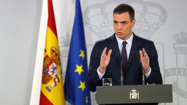 Pedro Sánchez convoca elecciones adelantadas en España