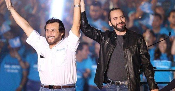El Salvador tiene nuevo presidente