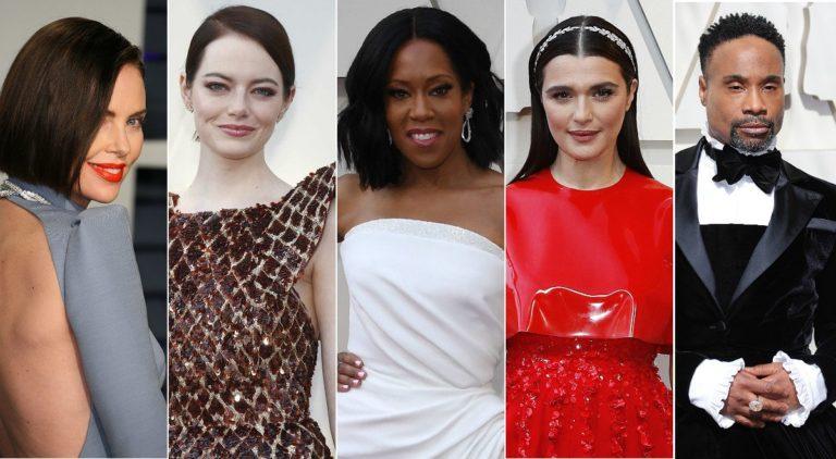 Mejores y peores vestidos de los premios Oscar