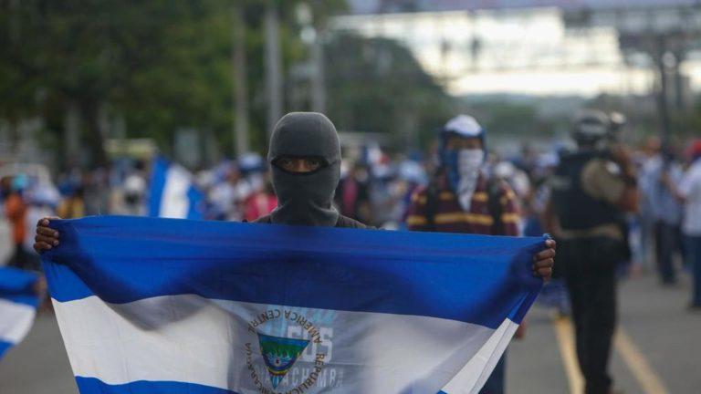 Más de 200 años de cárcel para opositores en Nicaragua