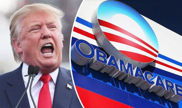 Juez bloquea otro intento de Trump para eliminar Obamacare