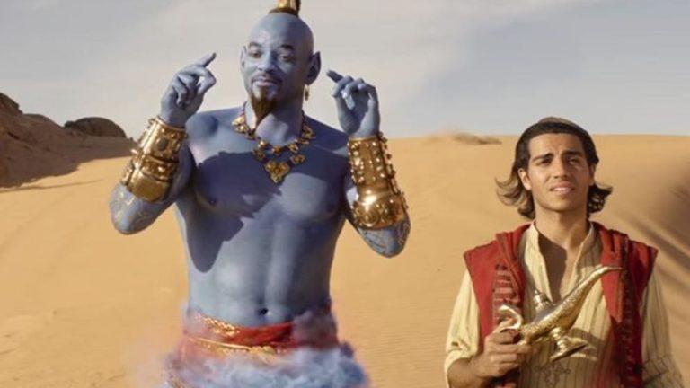 Aladdin busca reconciliarse con sus fans y presenta nuevo tráiler