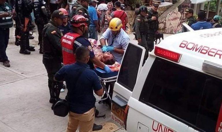 Explosión en Colombia deja al menos nueve indígenas muertos