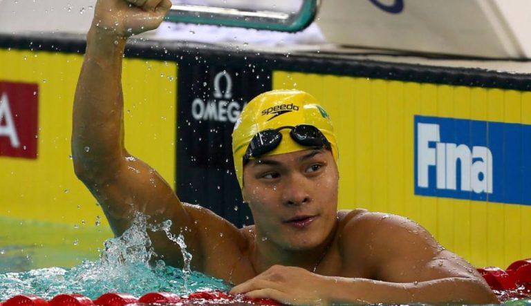 ¡Luto! Muere medallista de oro durante entrenamiento de natación