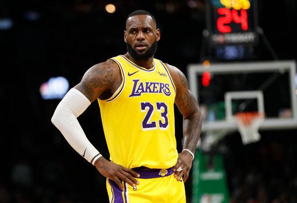 LeBron James no estará en playoffs