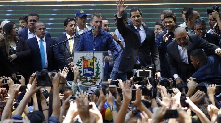 Fin de la regalía: Guaidó anuncia no más petróleo para Cuba
