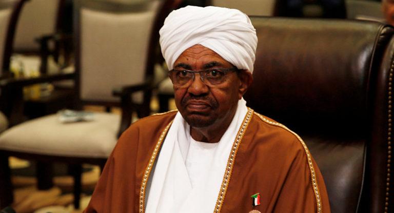 Trasladan a prisión a expresidente de Sudan