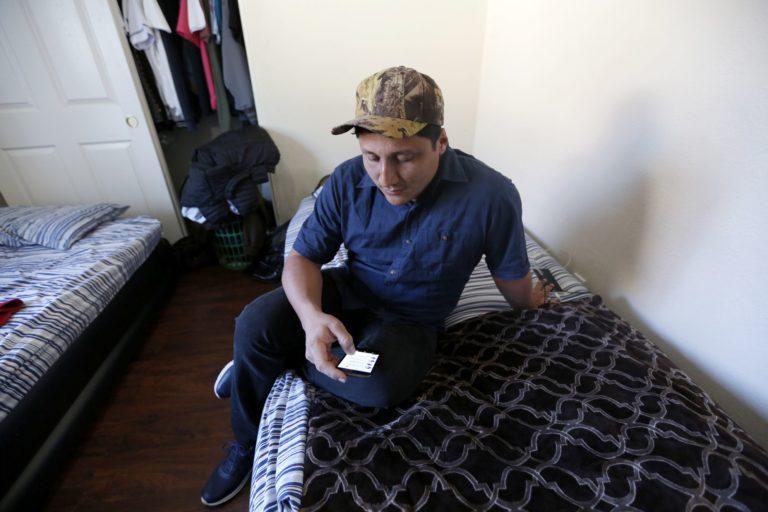Alonso: El nicaragüense que busca asilo en EEUU