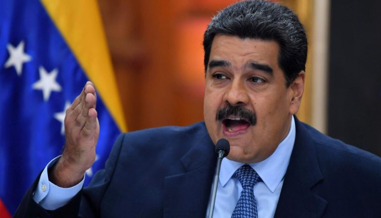 Maduro acusa a Guaidó de robar $1.300 millones de Citgo