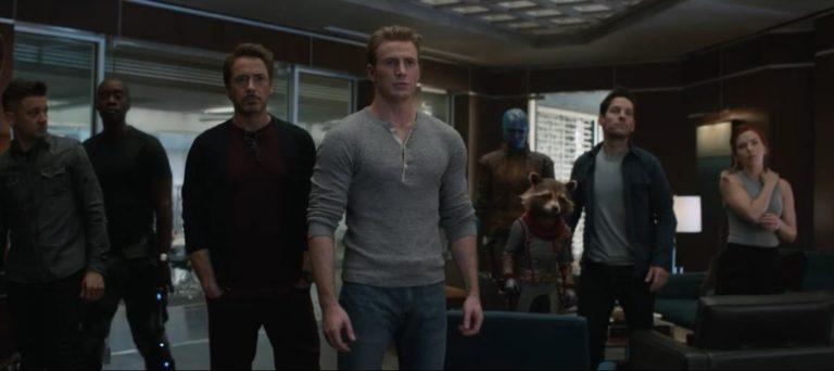 """Avengers: Endgame"": los héroes vuelven a pelear juntos"