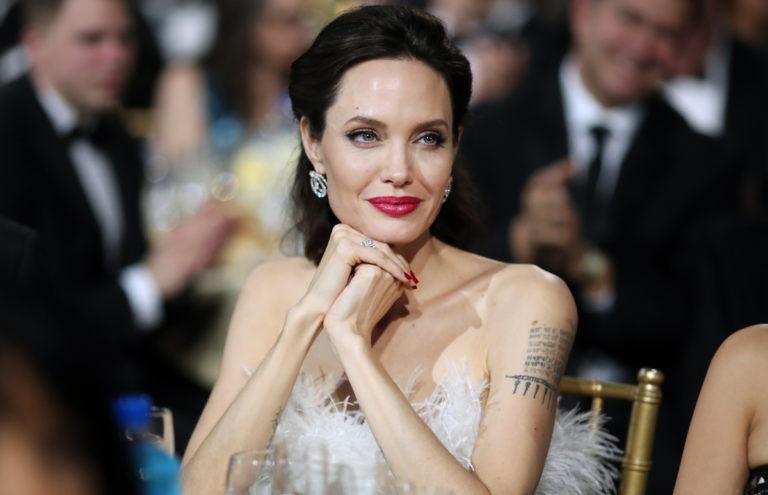 ¿Mariposas en el estómago? Angelina Jolie podría tener nuevo amor