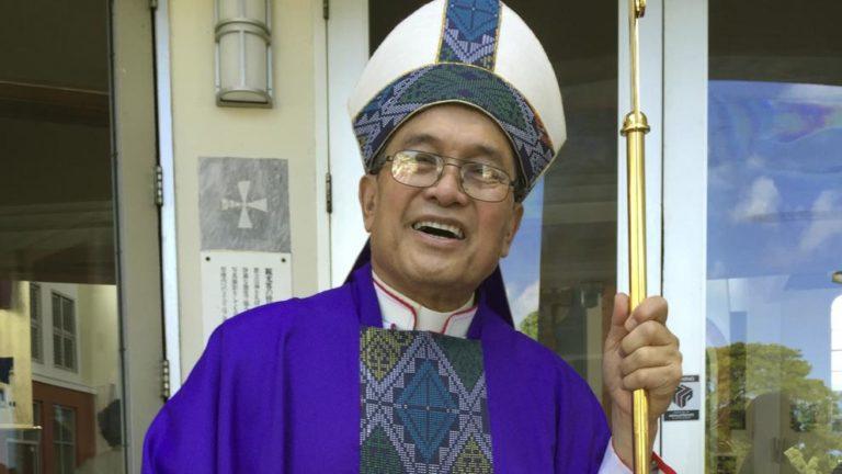 ¡Pederastia! Vaticano expulsa definitivamente al arzobispo Anthony Sablan