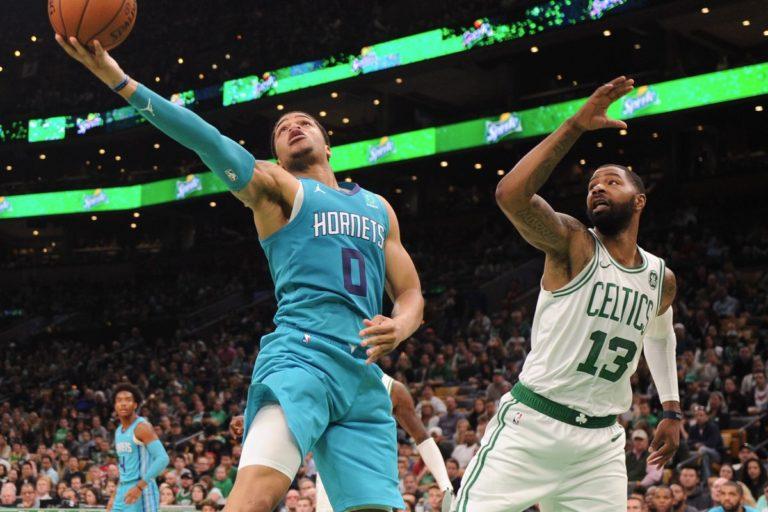 NBA: Charlotte Hornets disputa último cupo a los playoffs