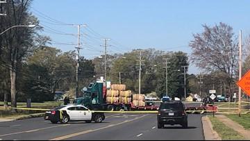 Motorizado murió en accidente registrado en Gastonia