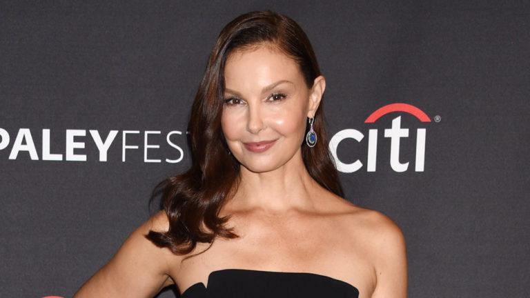 """Ashley Judd seguirá en defensa del """"Me Too"""""""