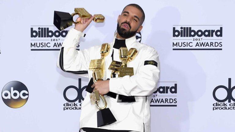 La noche de los Billboard fue la noche de Drake