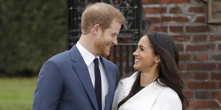 ¡Es un varón! Nació el hijo de Meghan Markle y el Príncipe Harry