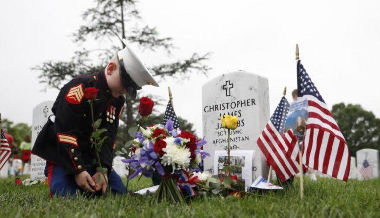 Estados Unidos celebra el Día de los Caídos