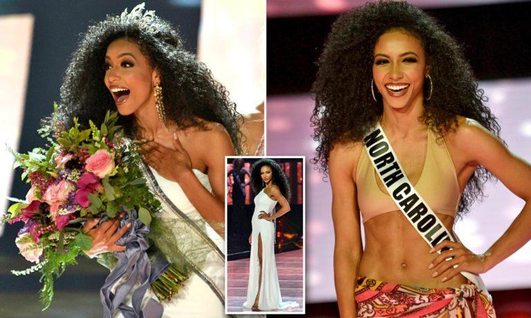Una abogada de Carolina del Norte se impone en el Miss Estados Unidos