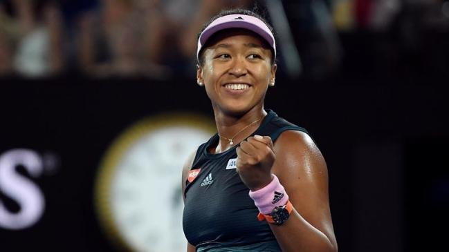 Naomi Osaka está en los cuartos de final del Masters de Roma
