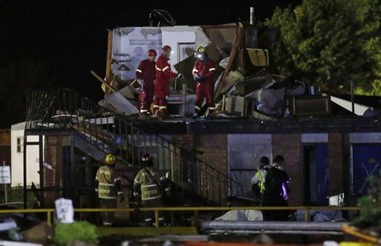 Tornado deja dos muertos y 29 heridos en Oklahoma