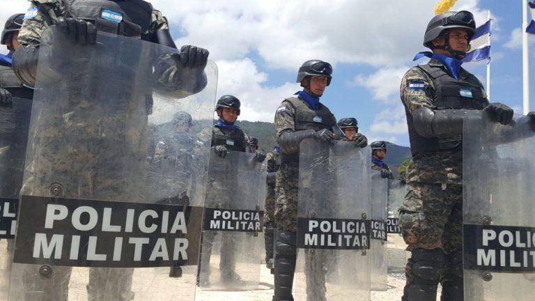 Honduras: Policía Militar hiere a cinco estudiantes