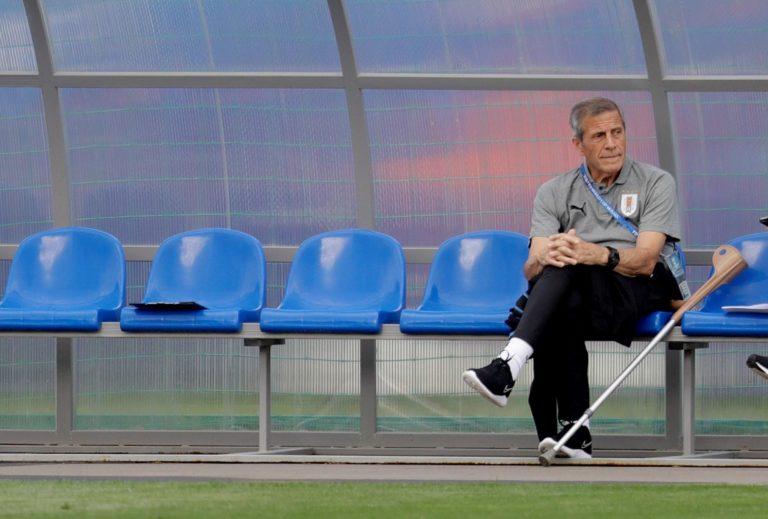 Copa América: DT de Uruguay elogia defensa de Venezuela