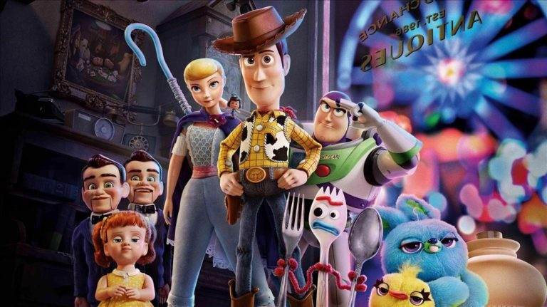 """""""Toy Story 4"""" lideró taquillas mundiales"""