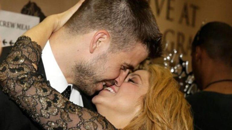Piqué sigue despertando pasiones en Shakira
