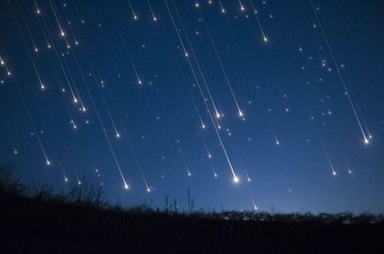 ¡Atento! Esta noche lloverán estrellas