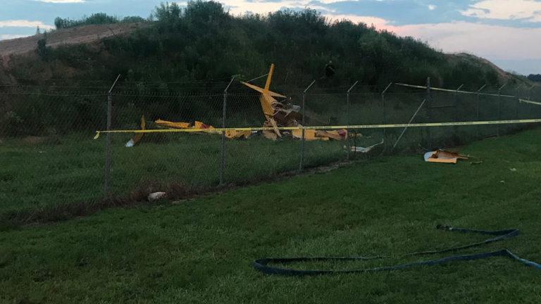Piloto muere, tras accidente aéreo en Georgia