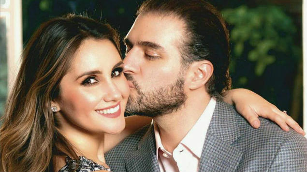 Campanas de boda: Dulce María y Álvarez afinan detalles
