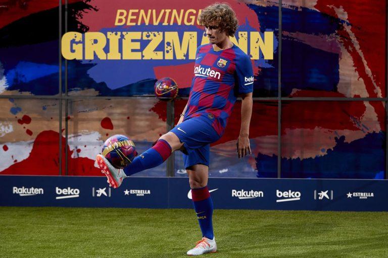 """Griezmann está en el Barcelona gracias al """"factoring"""""""
