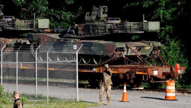 ¡Máxima seguridad! En celebración del 4J sí desfilarán tanques