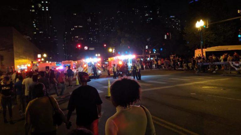 Celebración del 4J en Chicago terminó en tragedia