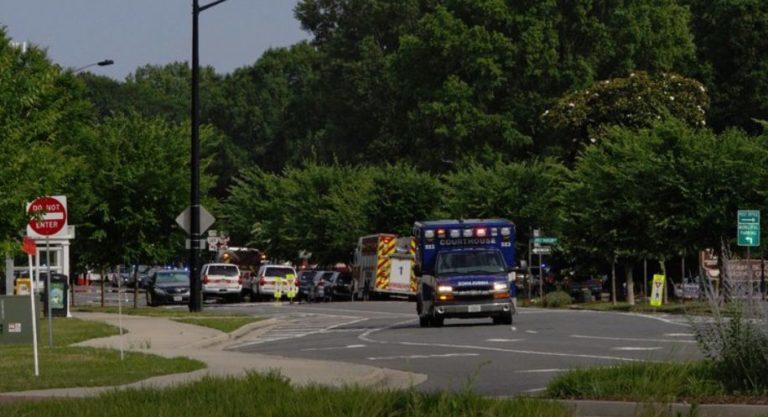 Hombre atacó en un centro de salud de Virginia