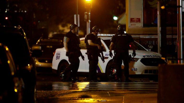 ¡Detenido! Hombre hirió a seis policías en Filadelfia