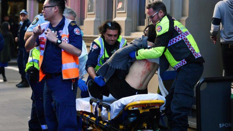 Sídney: Hombre mató a una mujer e hirió a otra